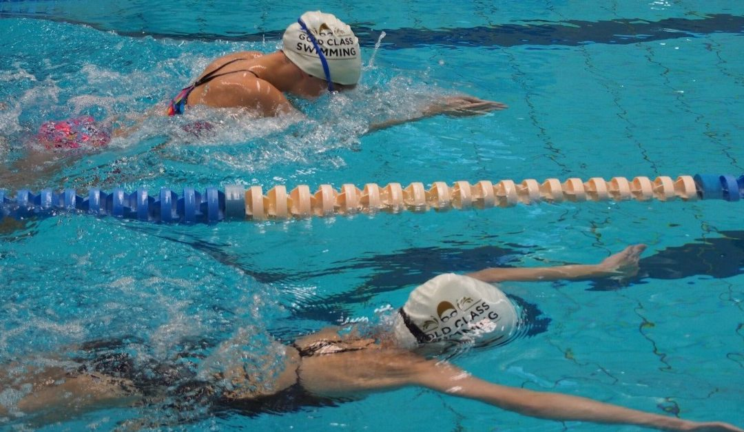 Why Do Swimmers Train So Much?