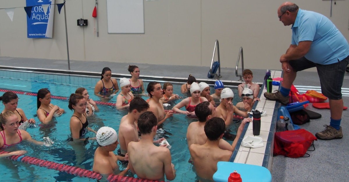 Similar Opportunities for all swimmers