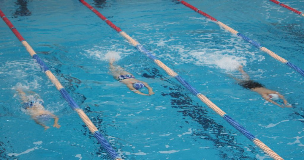 Basic Mechanics of Freestyle Kick & Backstroke Kick