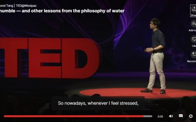 Lessons from the Philosophy of Water