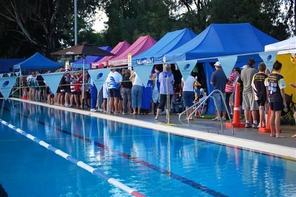 Lex Glover Aquatic centre, sale, victoria
