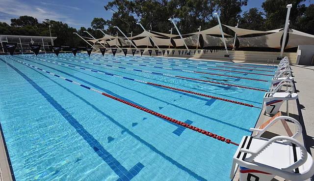 Breakers Swim Club swimming pool