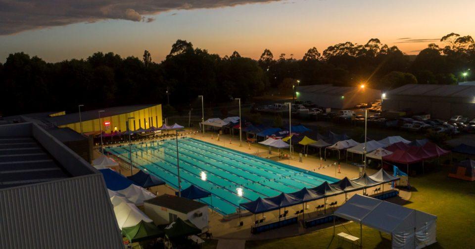 St Leonards College swimming club